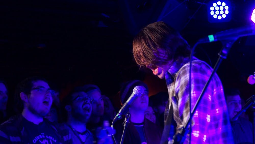 You Blew It! and Tiny Moving Parts turn up the volume at DC9
