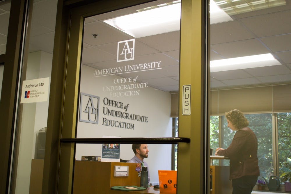 Center for Undergraduate Experience consolidates resources for first year students