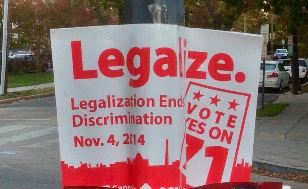 Nation's capital inching closer to marijuana legalization