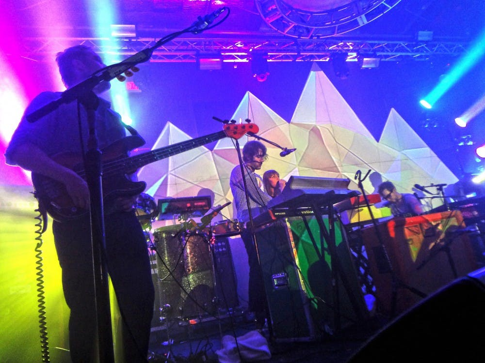 Portugal. The Man's world tour will stop in the DMV on Sept. 21