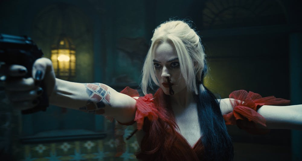"""""""The Suicide Squad"""" is a superhero flick with a lot of heart — literally and figuratively"""