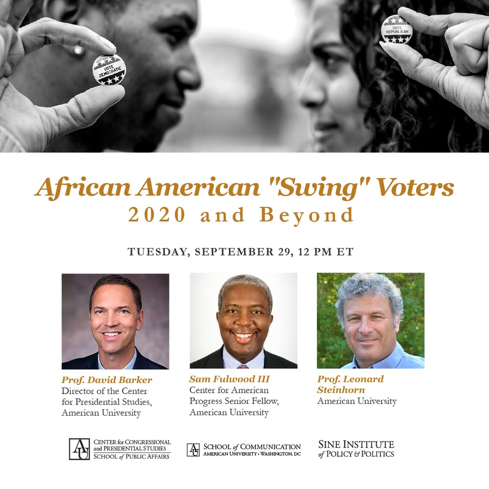 Study finds that young Black voters hold less trust in political establishment than older Black voters