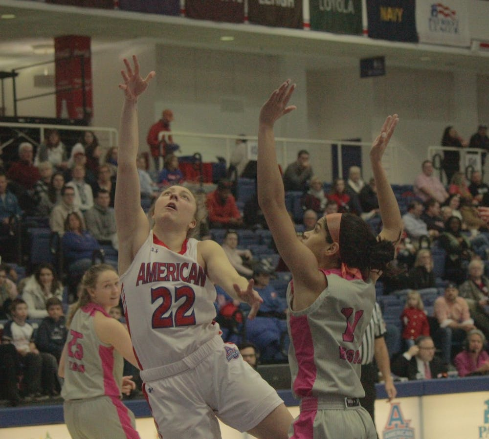 You reach, I teach: how Kaitlyn Marenyi's role in the classroom impacts her play on the court