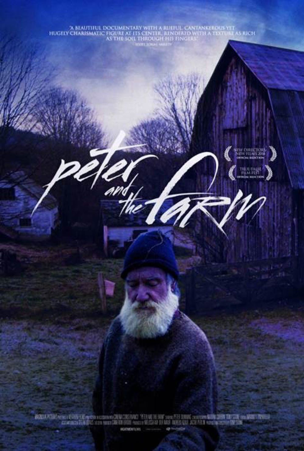 """Review: """"Peter and the Farm"""""""