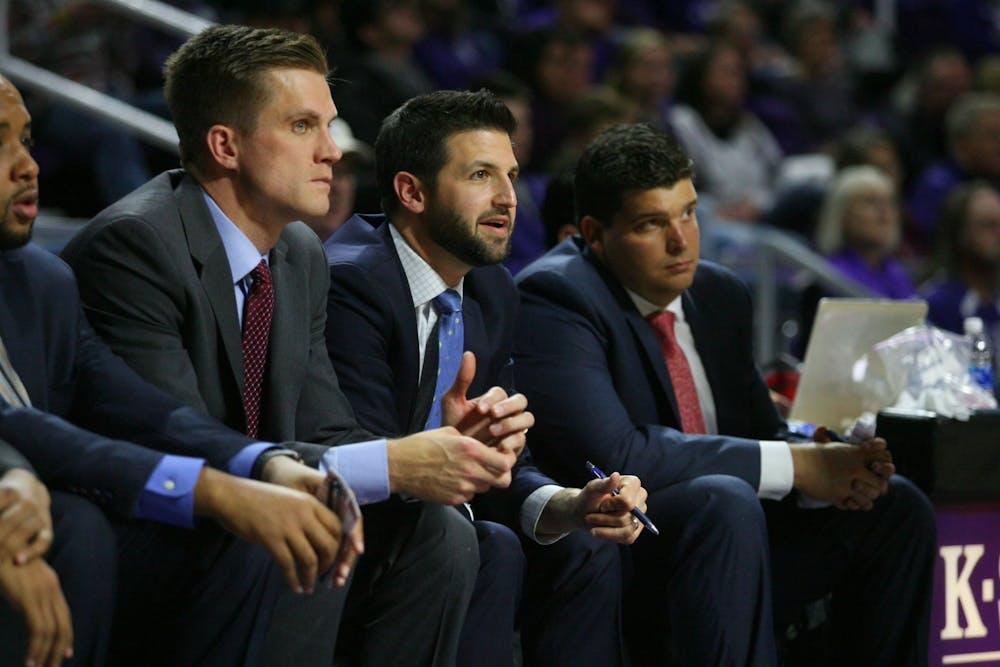 Scott Greenman promoted to associate head coach of AU men's basketball team