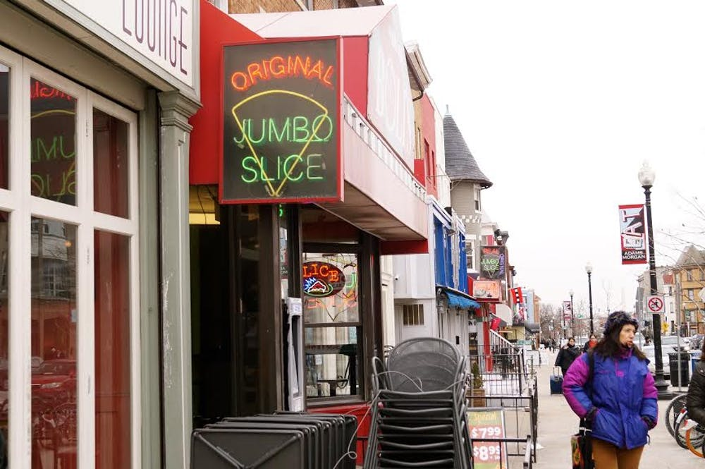 The ultimate endurance test: a Jumbo Slice marathon