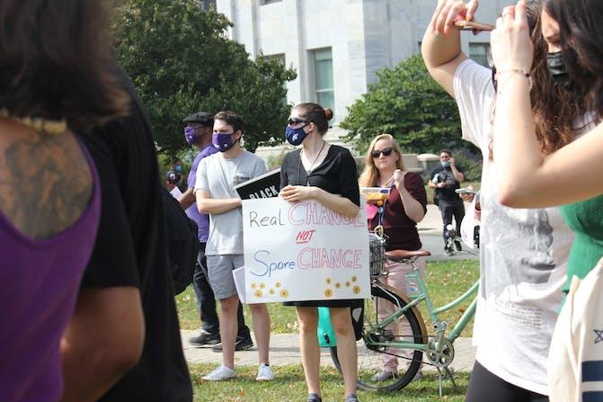 Union Protest 1