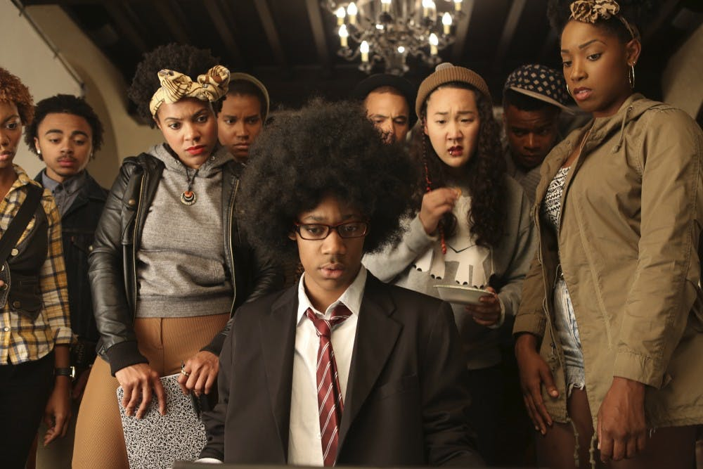 "Movie Review: ""Dear White People"""