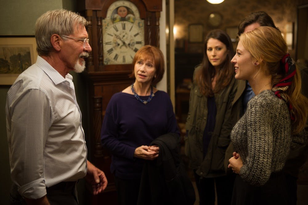 """Movie Review: """"The Age of Adaline"""""""