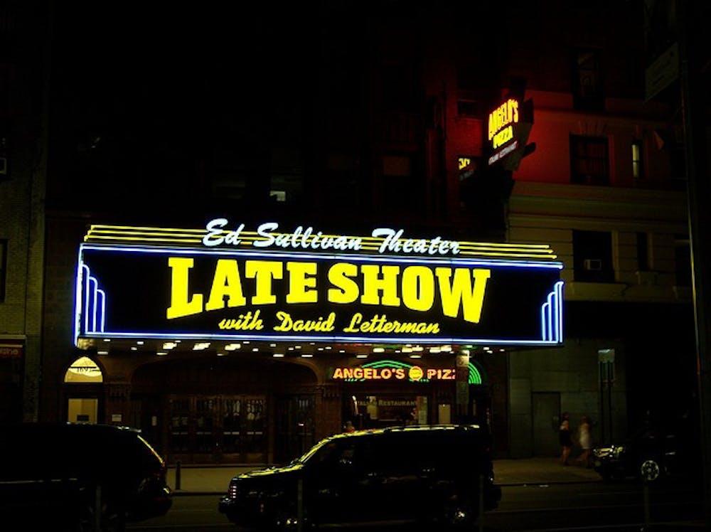 "The M&M Report: David Letterman and ""Captain America"""