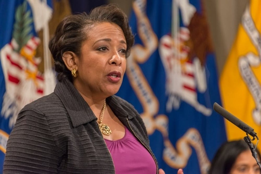 Loretta Lynch to speak on campus for All-American Weekend