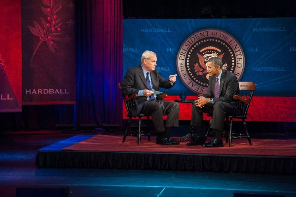 Obama says he is 'humbler' because of presidency