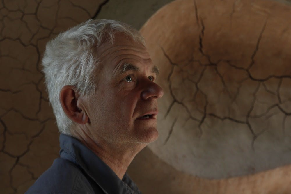"""Intentional or not, """"Leaning into the Wind: Andy Goldsworthy"""" is a great bedtime watch"""