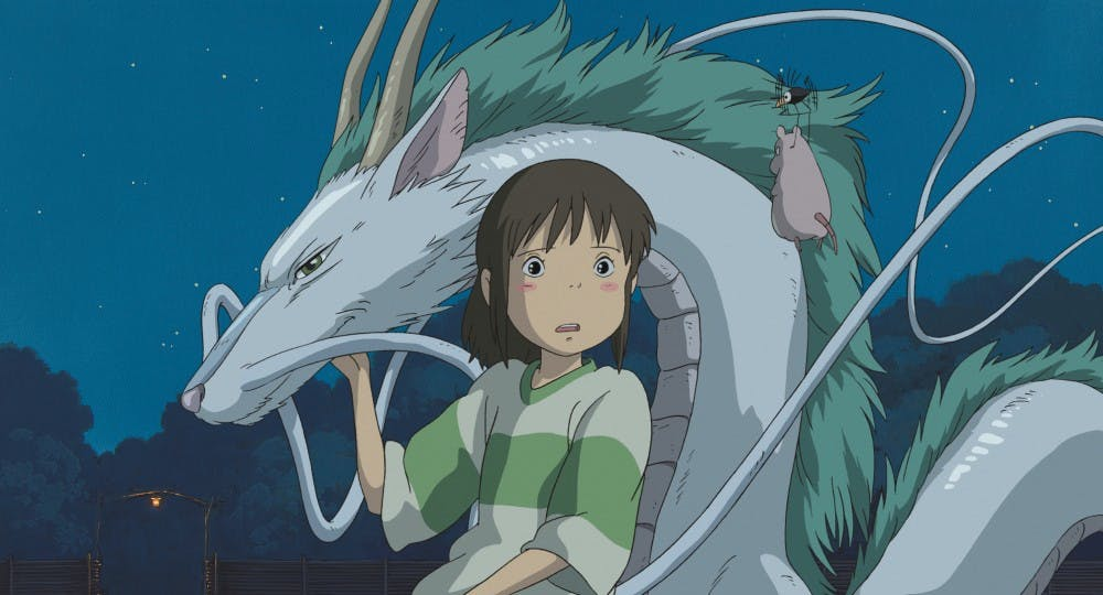 The Studio Ghibli Collection Film Series