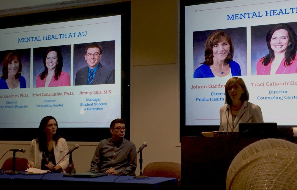 Mental health symposium addressed mental health as a social justice issue