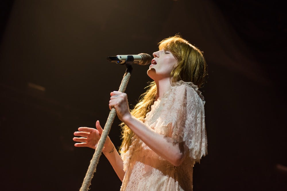 Florence and the Machine bring their dreamy, soulful sound to D.C. on Oct. 5 and 6