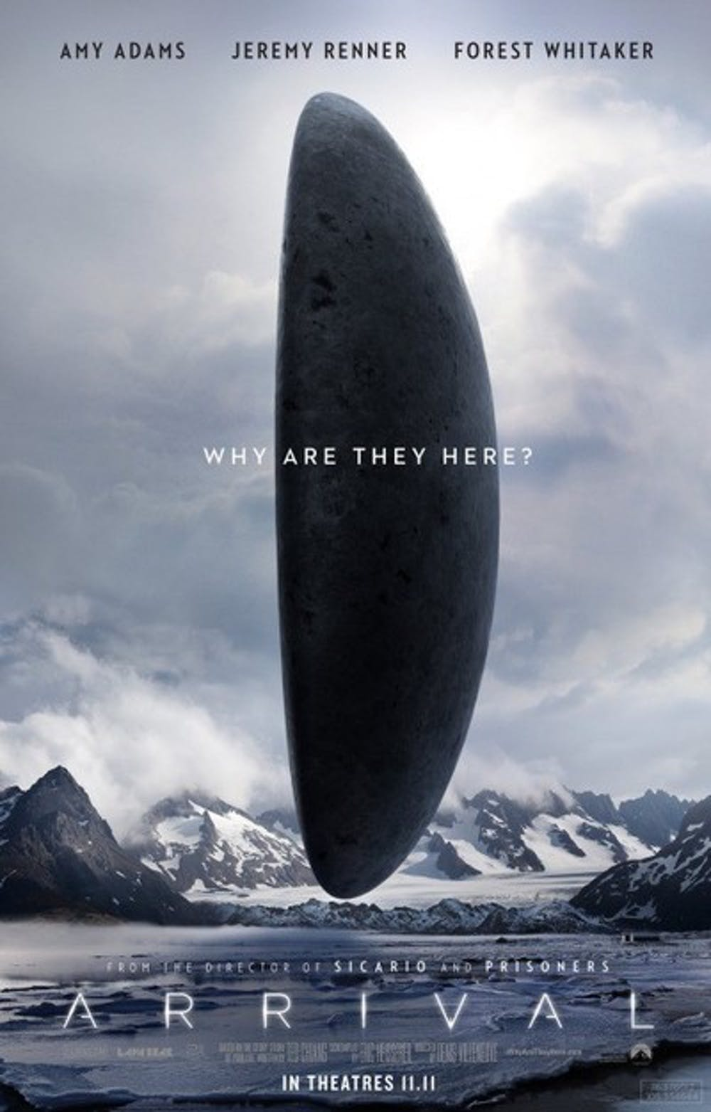 "Review: ""Arrival"" with Dr. Jessica Coon Interview"