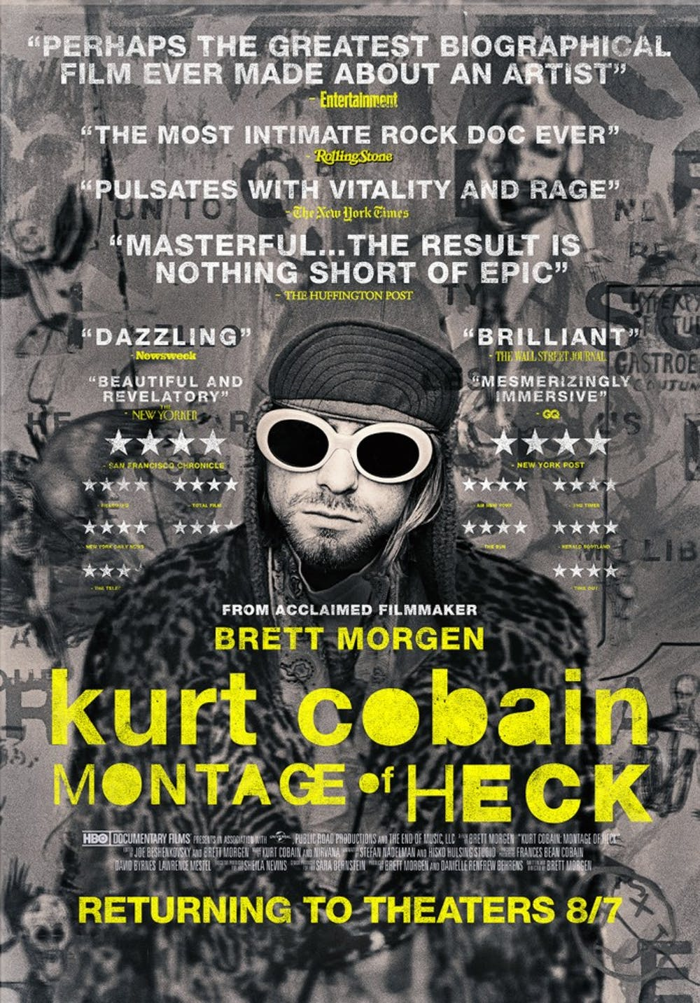 """Movie Review: """"Montage of Heck"""""""
