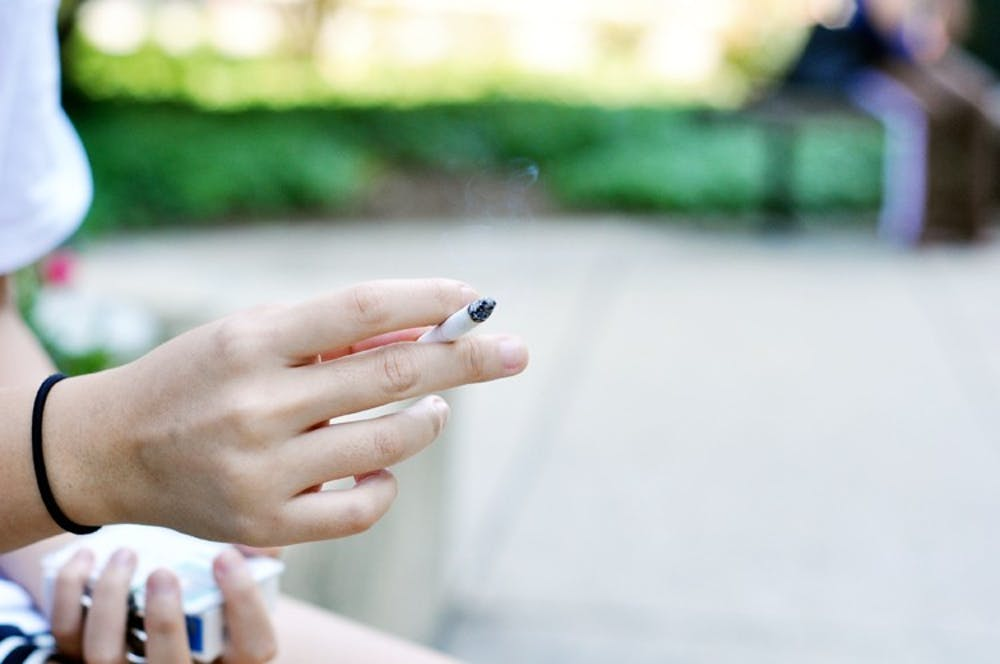 AU considers stricter smoking policy