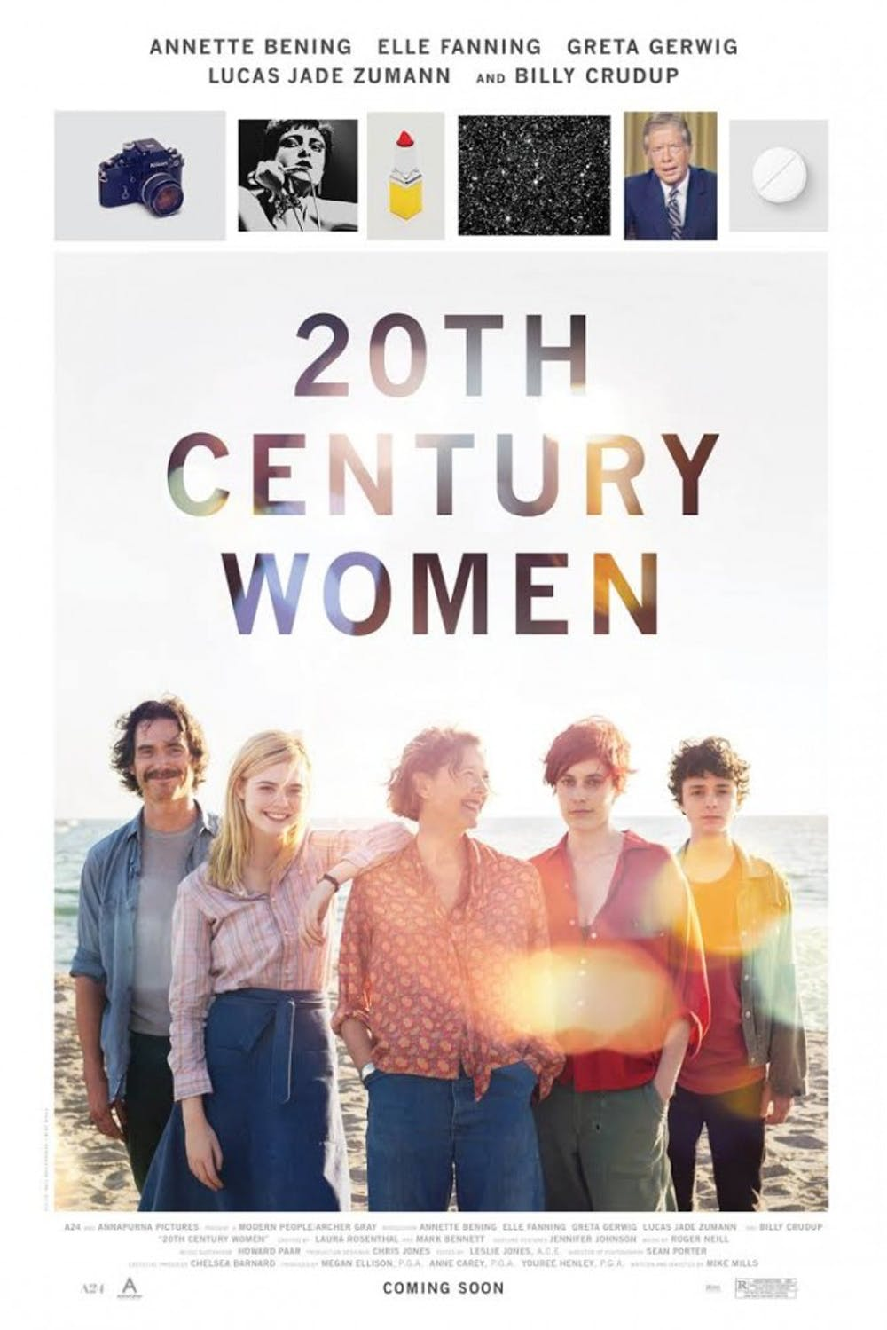 20th Century Women provides aching look at what it means to grow up in a changing world