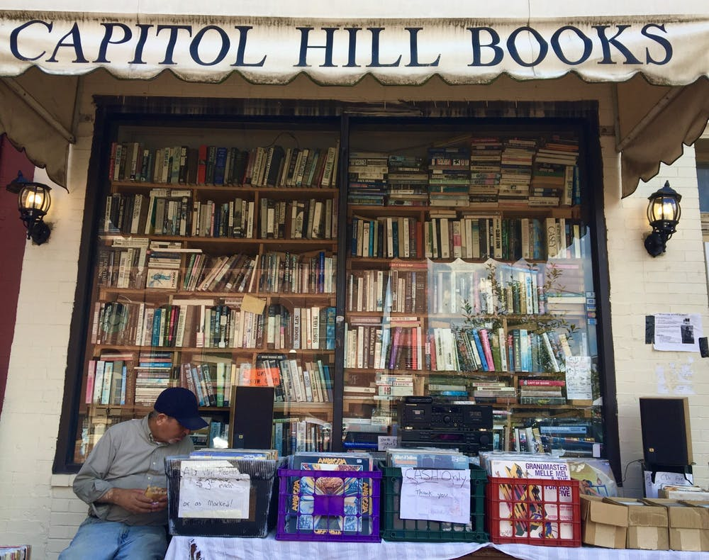 Independent bookstores in DC reinvent bookselling during quarantine