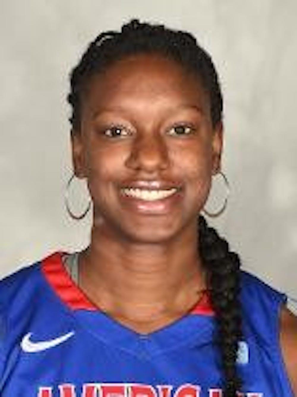 Women's basketball spotlight: Michelle Holmes
