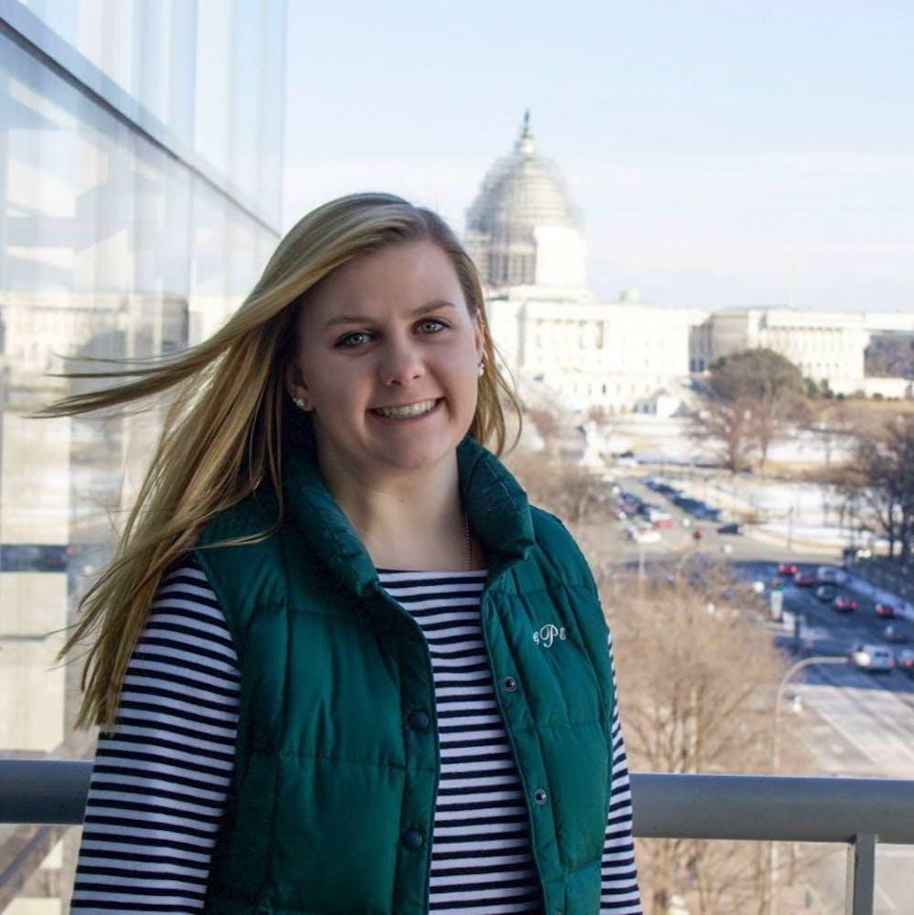 #AwayFromTheNest: Grace Palo, Junior Reporter