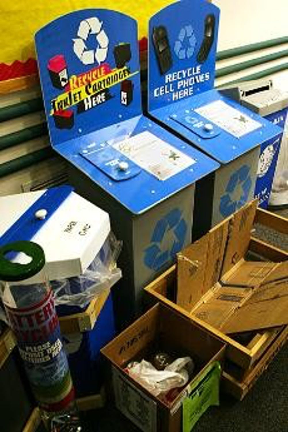 Campaign aims to make recycling easier