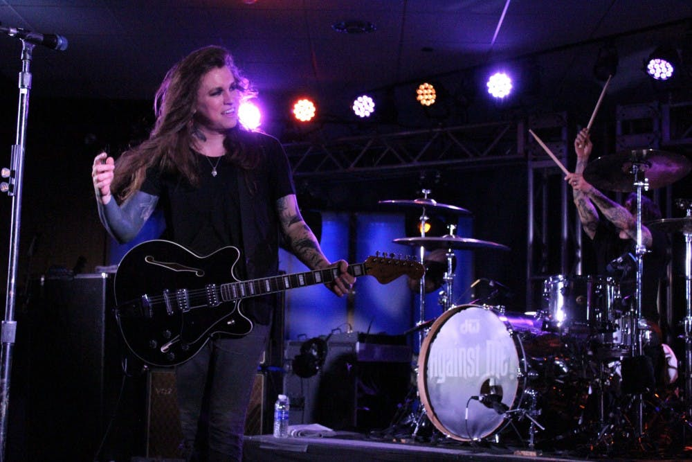Q&A: Laura Jane Grace on Prince, Punk and HB2