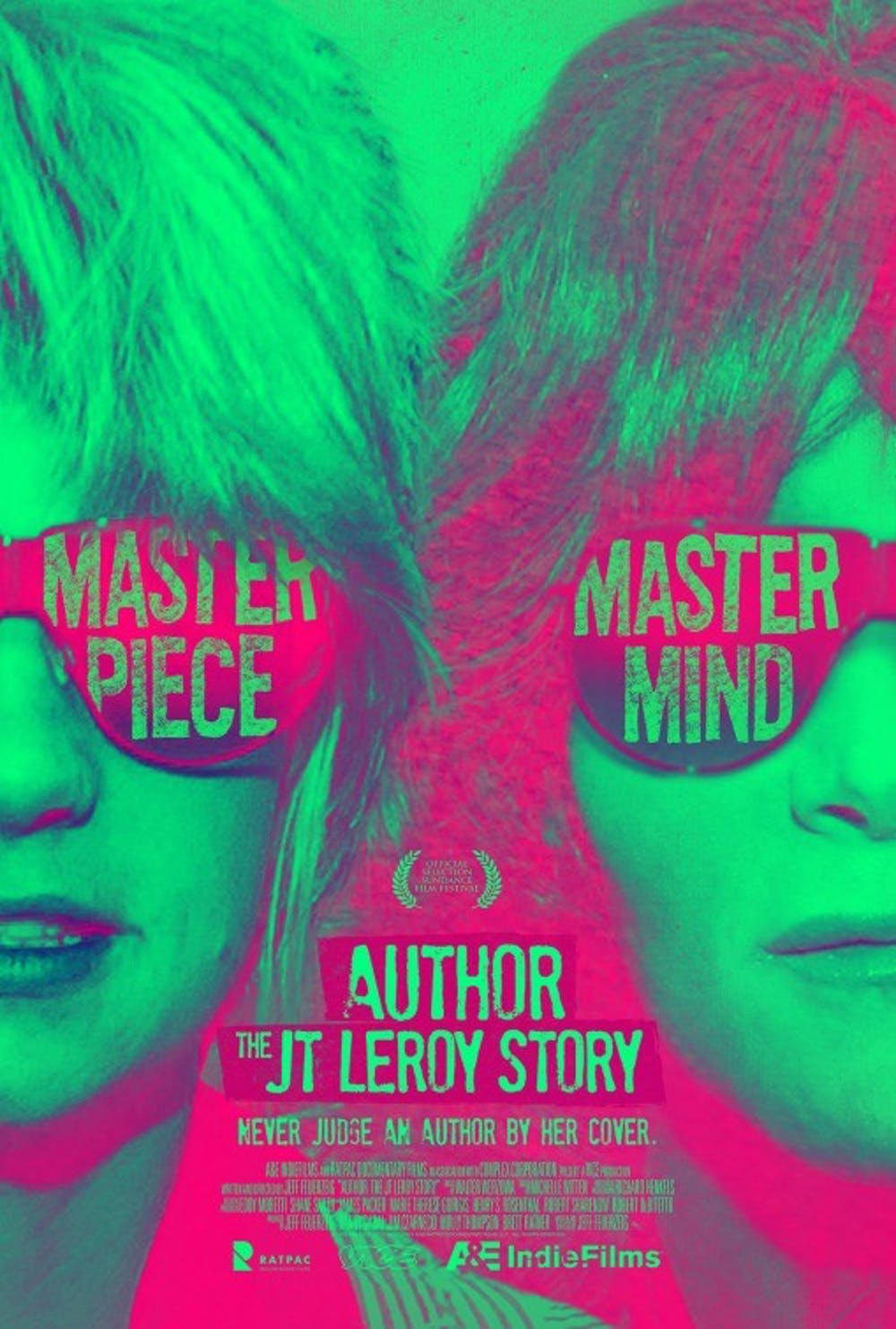 "Catfishing before it was common: ""Author: The JT Leroy Story"""