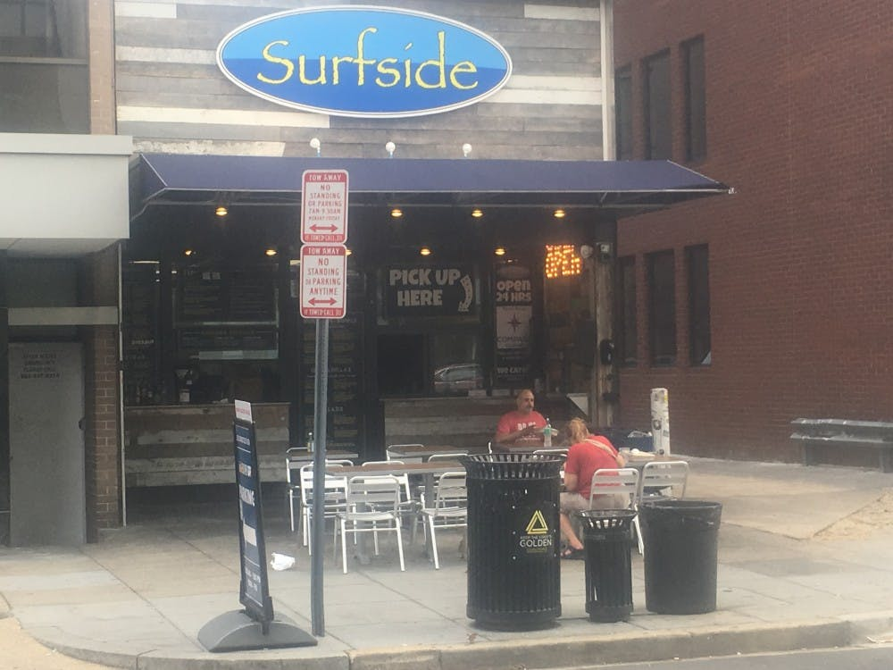 Surfside Set To Open Tenleytown Location The Eagle