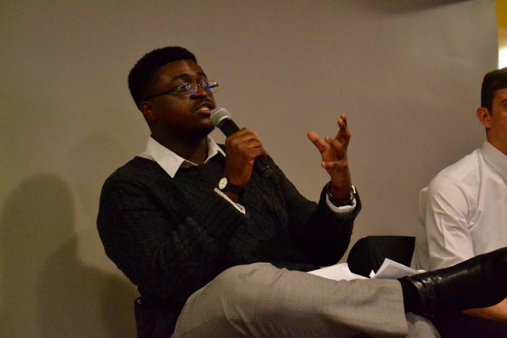 Year in review: The legacy of AUSG's first black president, Devontae Torriente