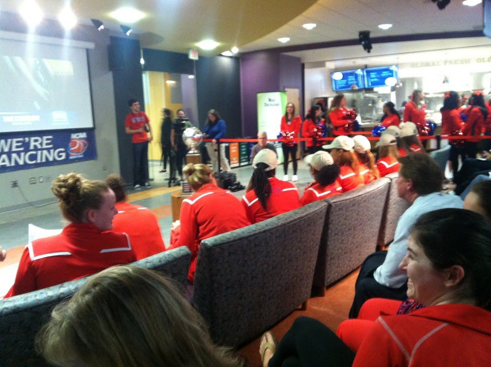 Women's Basketball headed to Iowa City for the NCAA tournament