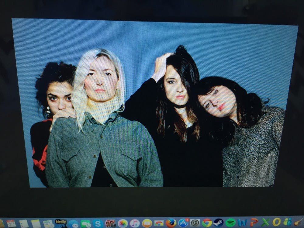 Concert Preview: Warpaint to perform at 9:30 Club Oct. 24
