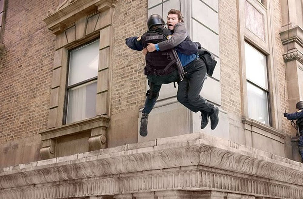 Movie review: Man On a Ledge