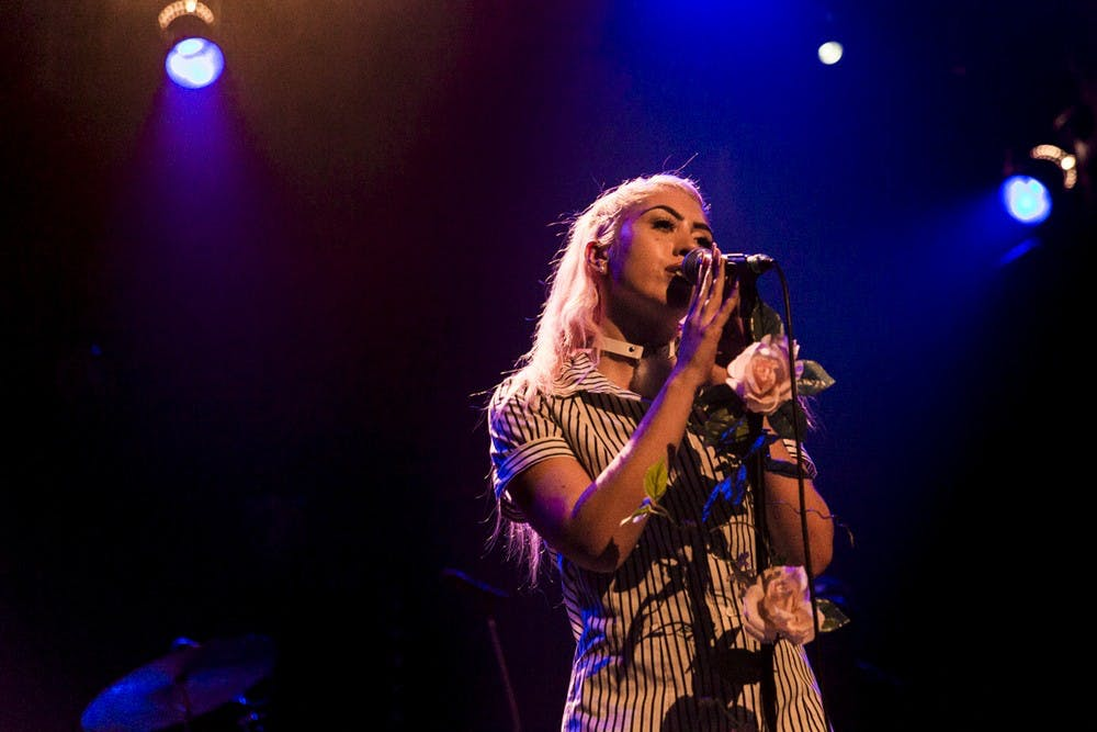 Kali Uchis brings the Isolation tour to the DMV