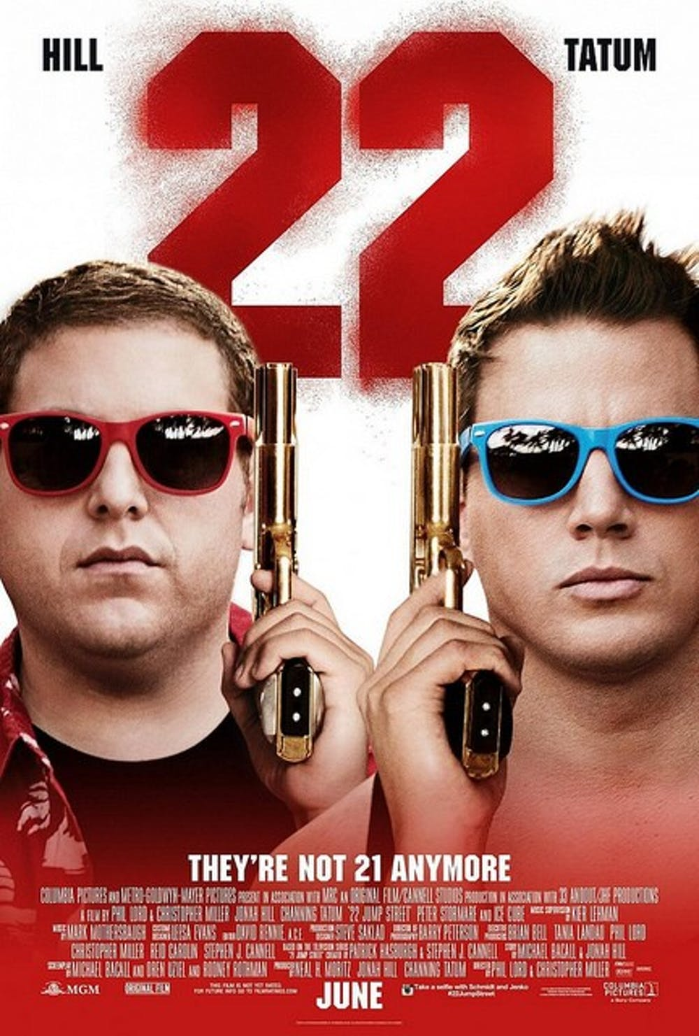 "The M&M Report: World Cup 2014 and ""22 Jump Street"""