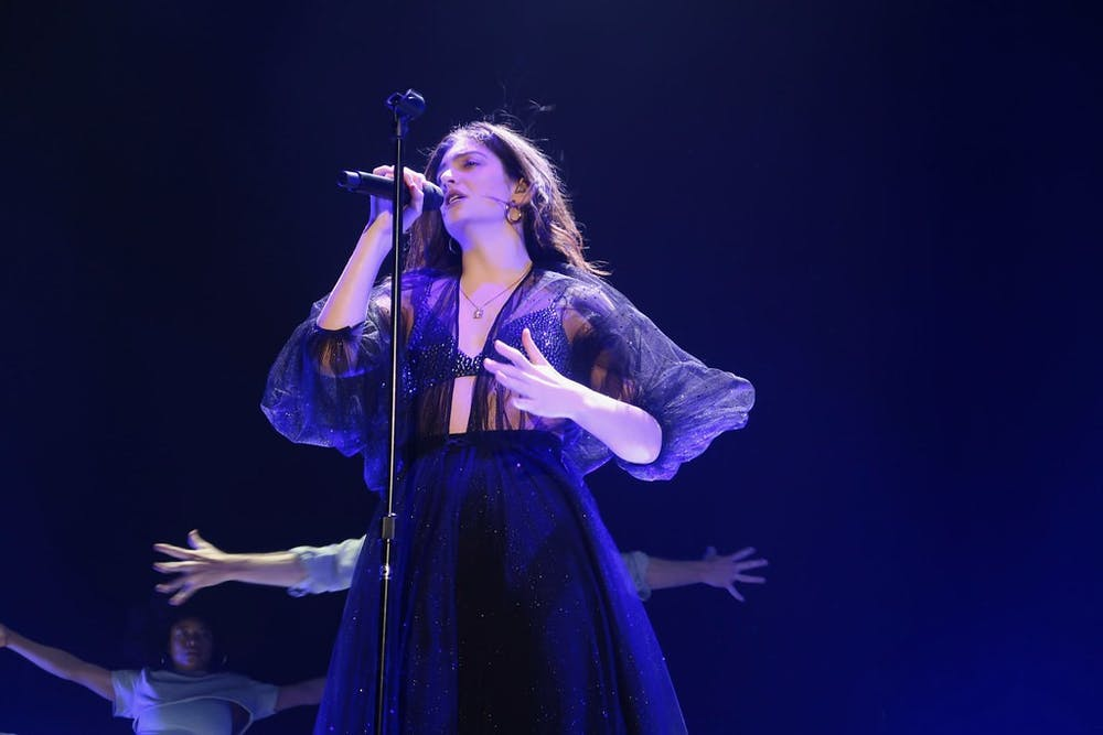 REVIEW: Breathe out and tune in, feel Lorde's solar power