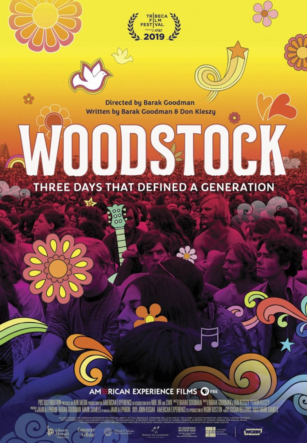 """Woodstock: Three Days that Defined a Generation"" is a new look at the iconic festival"