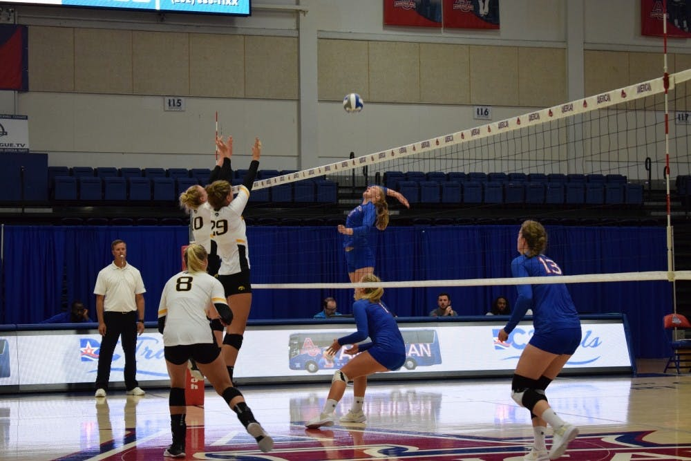 Women's volleyball claims 15th Patriot League championship