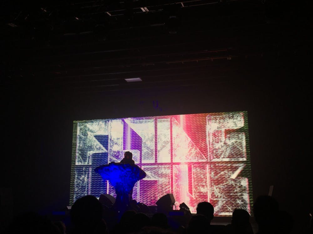 Flying Lotus dazzles and disappoints at Echostage