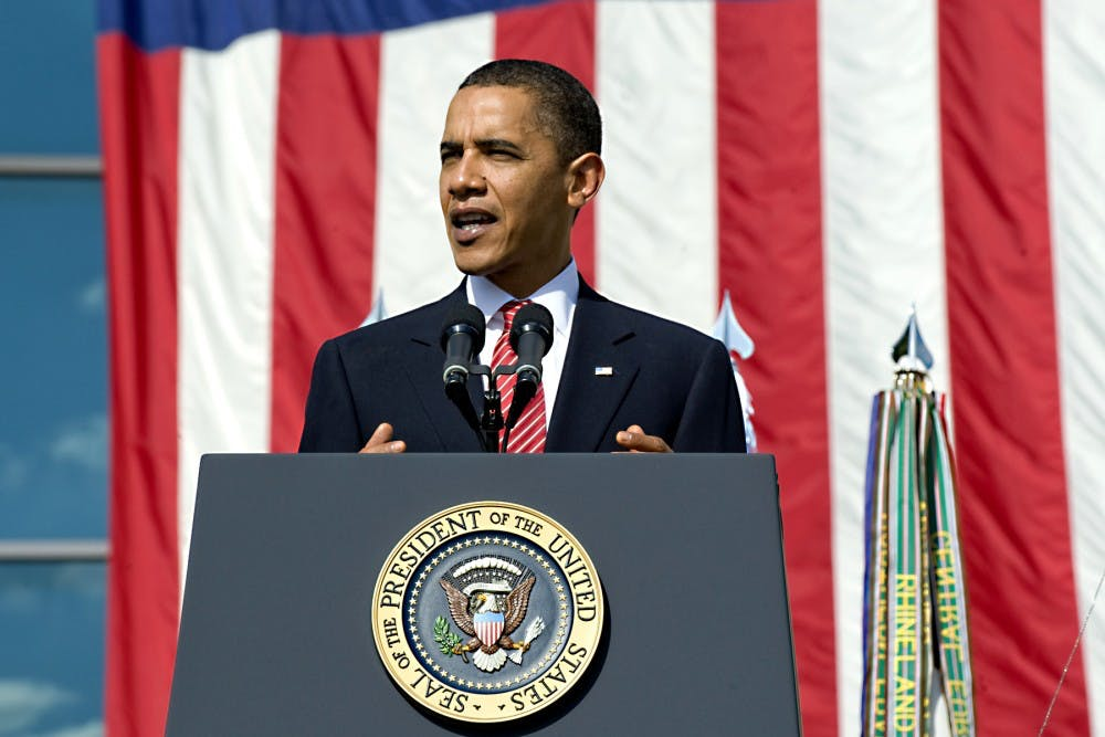 Obama to speak at AU on Iranian nuclear accord