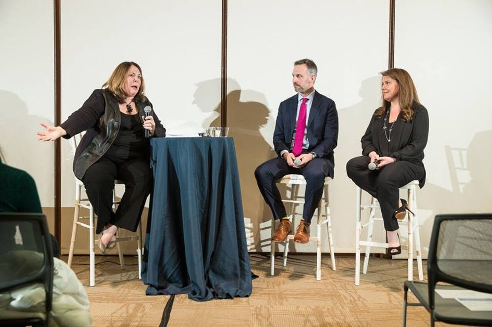 """KPU and Women and Politics Institute host panel on """"Women on the Run"""""""