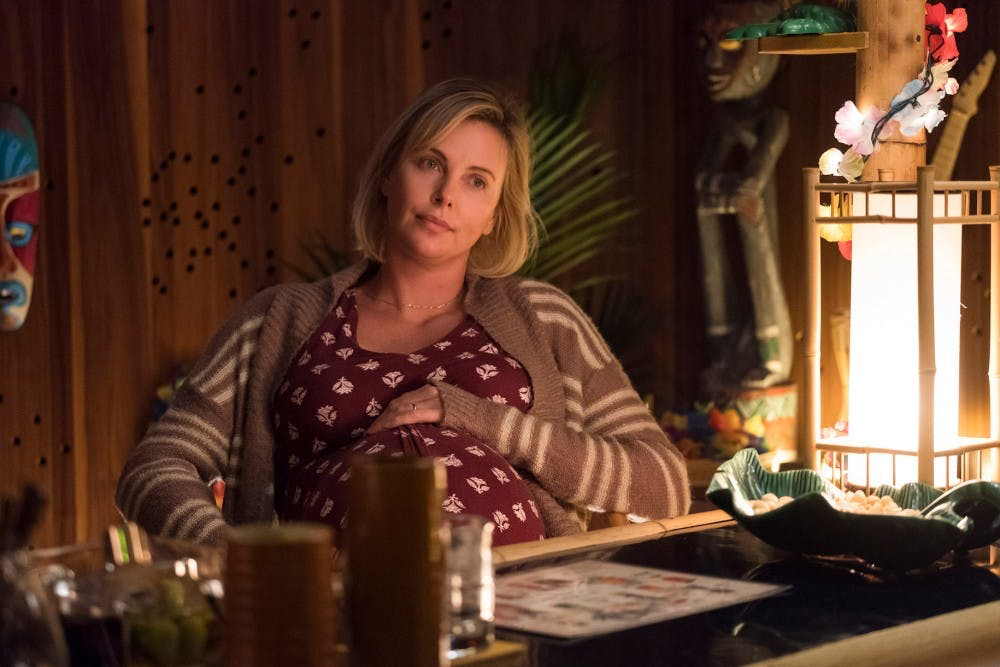 'Tully' is a point blank exploration of the blessings and trials of motherhood