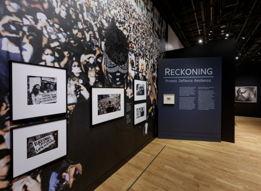 National Museum of African American History and Culture debuts new art exhibit
