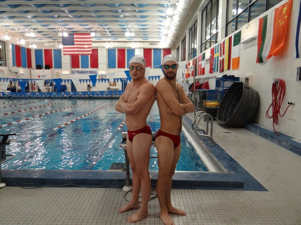 Swimmers seek to improve AU's environment for LGBTQ  athletes