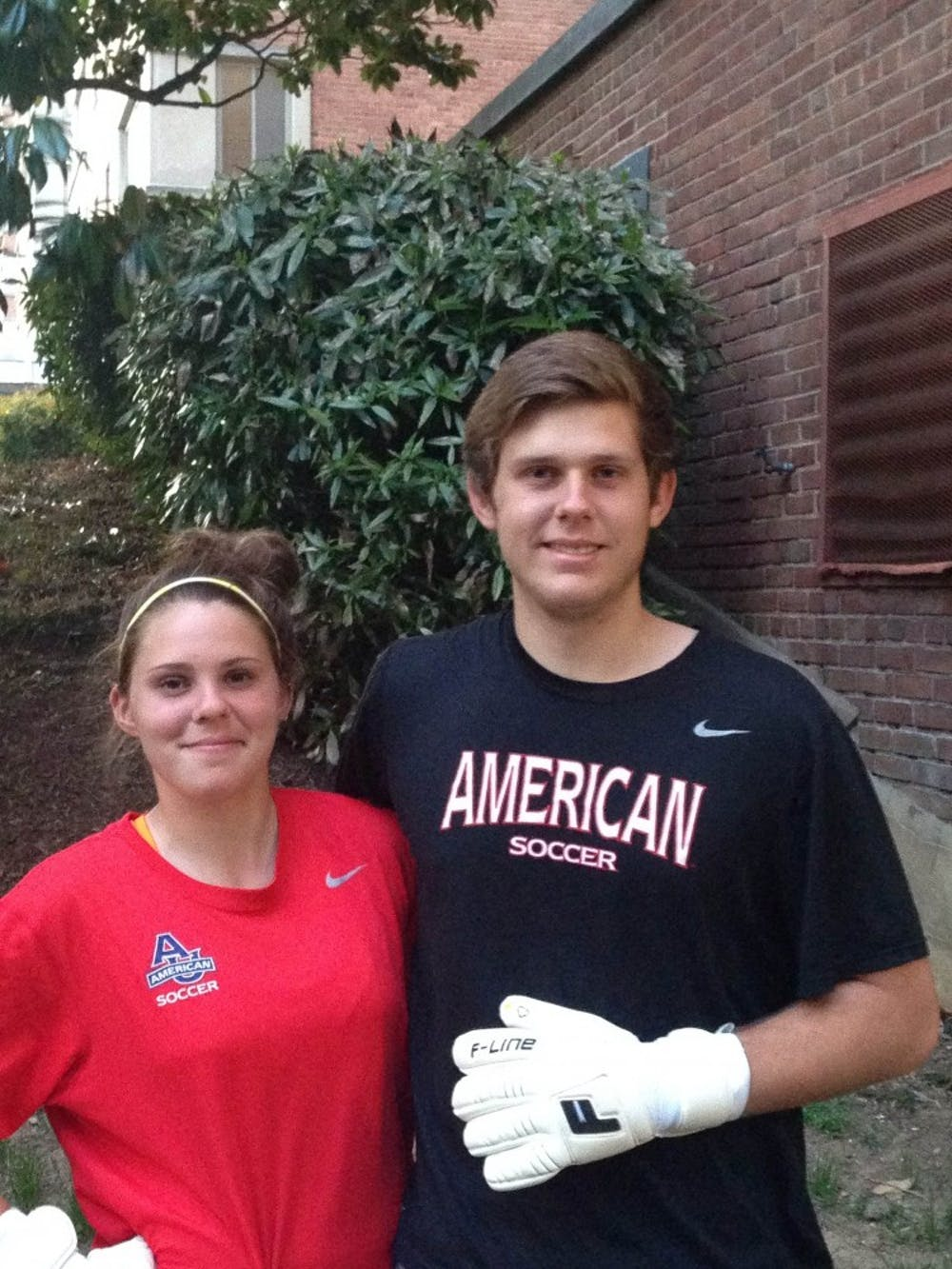 Lifelong teammates: siblings bond on and off the playing field