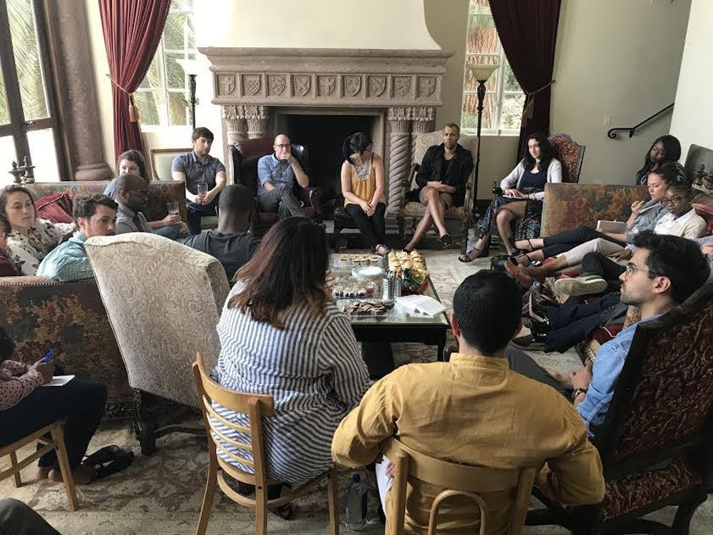 AU's LA intensive program connects participants to entertainment industry