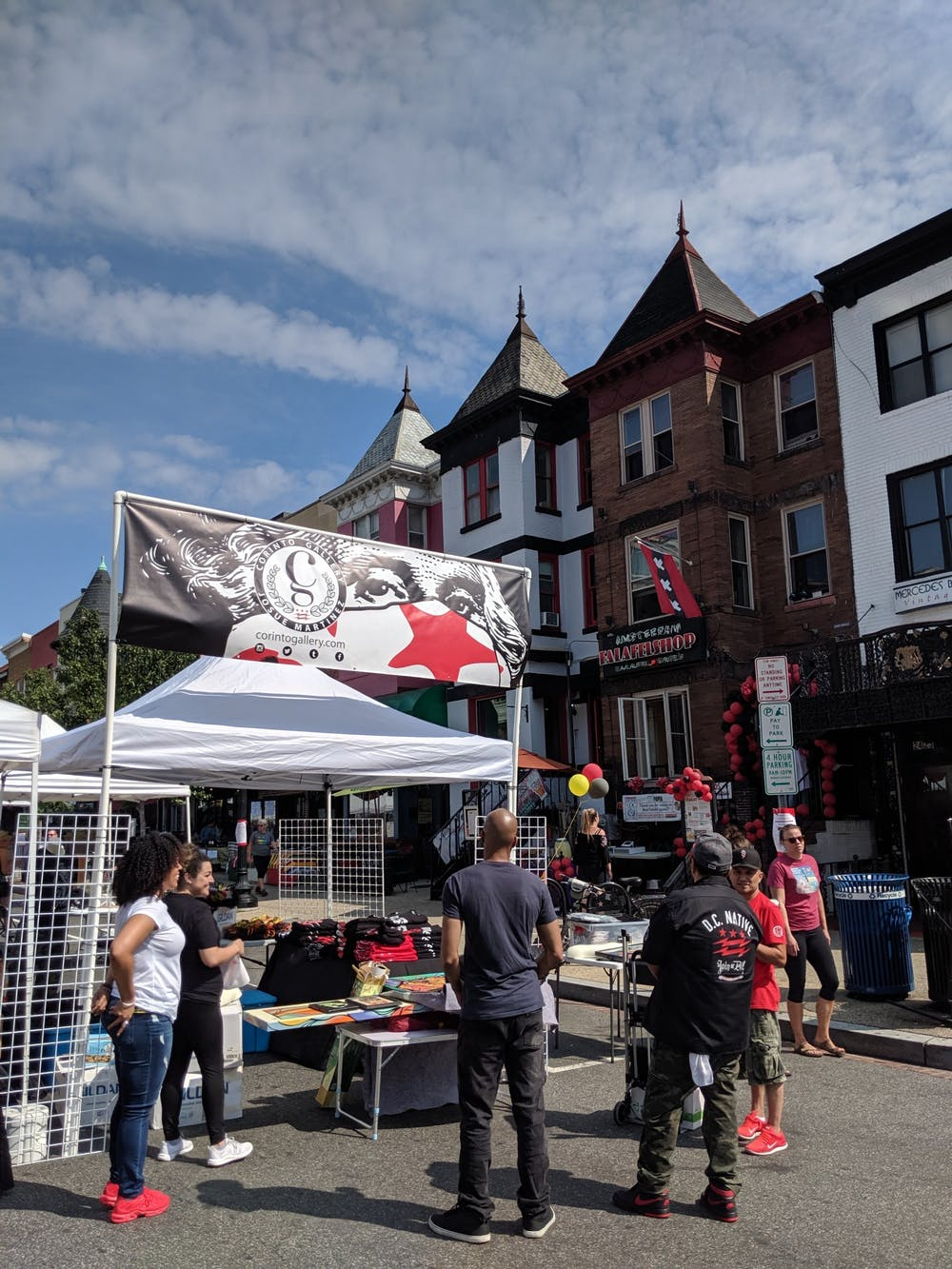 Residents celebrate Adams Morgan Day with virtual and in-person activities