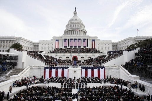 Preview: Inauguration weekend events